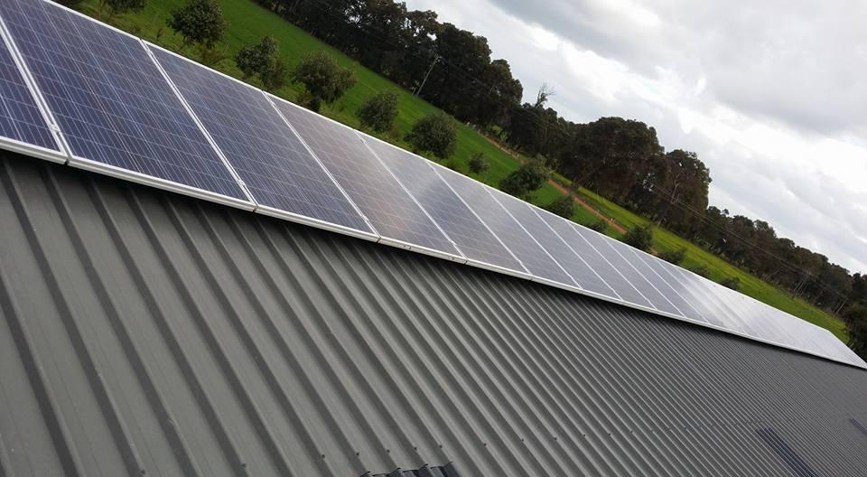 Margaret River off-grid system